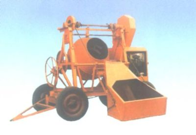 Concrete Mixer Machine 10-7 CFT