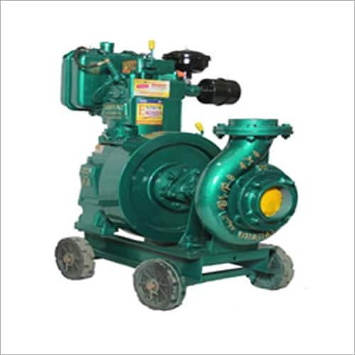 Single Cylinder Diesel Engine Water Pumpset