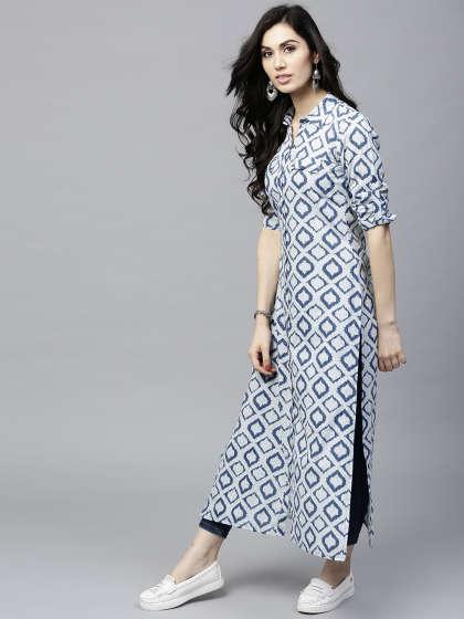 Casual Ladies Kurtis Manufacturer Supplier In 24 Parganas