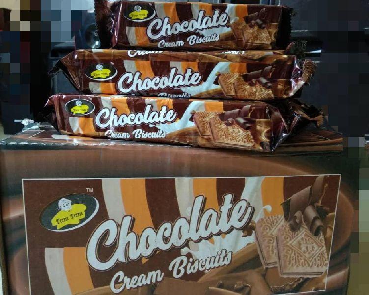 Chocolate Cream Biscuit