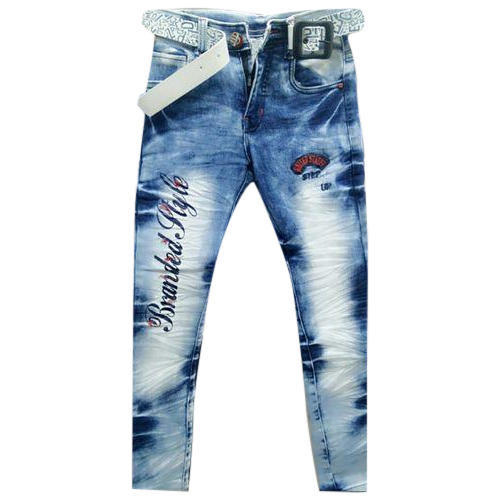 Kids Stretchable Jeans