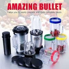 Amazing Bullet