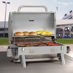 Kitchen Gas Grill