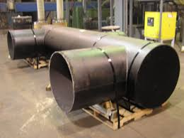 Large Diameter Pipes and Pipe Fittings