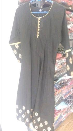 Ladies Silk Kurti