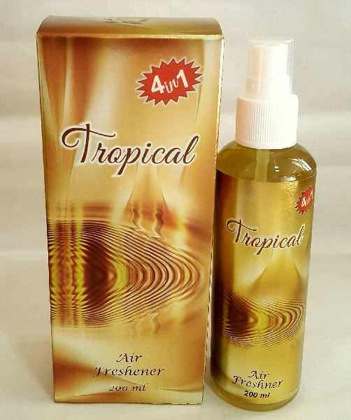 4 in 1 Tropical Air Freshener