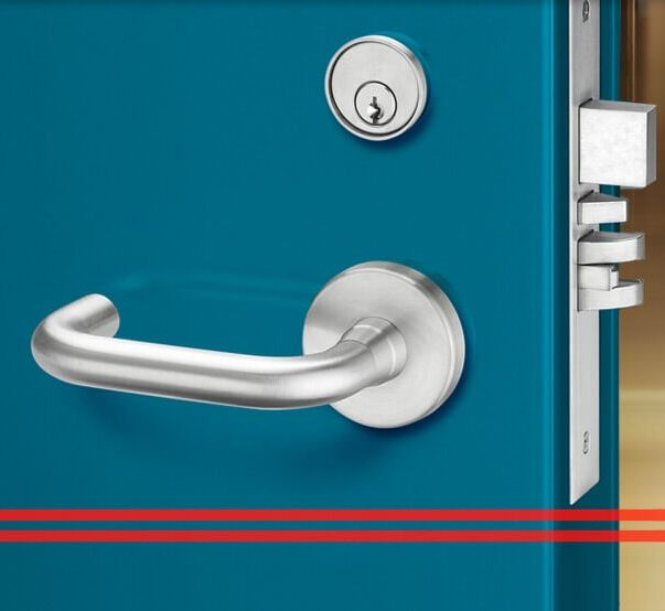 Door Handle Lock 01