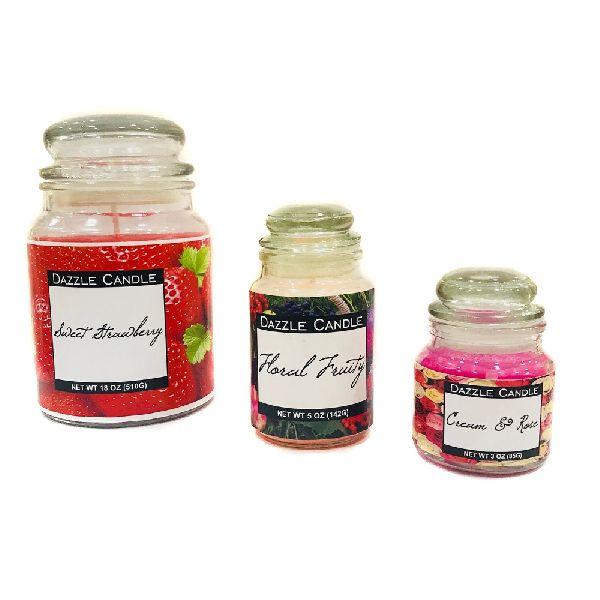 3 oz Mason Jar Candle