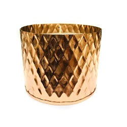 Metal Votive Candle