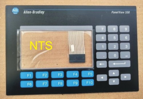 AB Panel View 550 Keypad