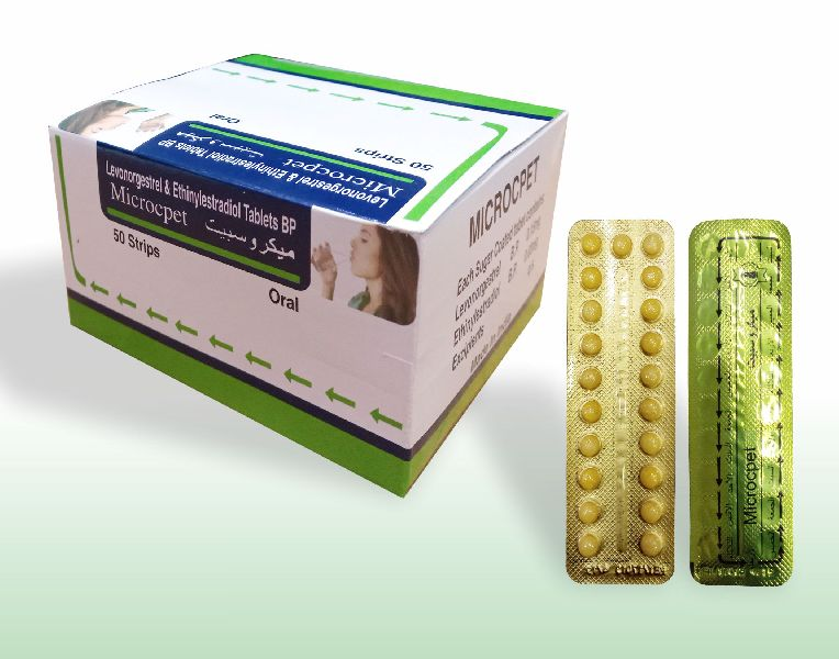 Microcept Birth Control Tablets