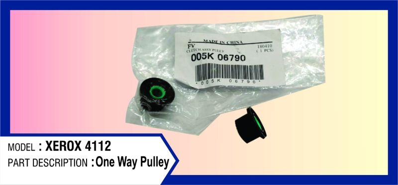 Xerox Machine One Way Pulley