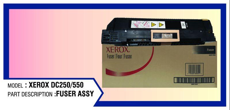 Xerox Machine Fuser Assy