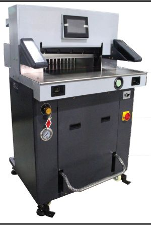 Hydraulic Paper Cutting Machine 03