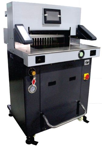 Hydraulic Paper Cutting Machine 01