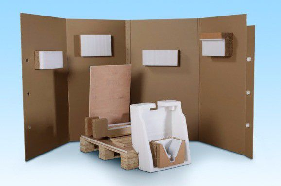 Control Panel Packaging Box