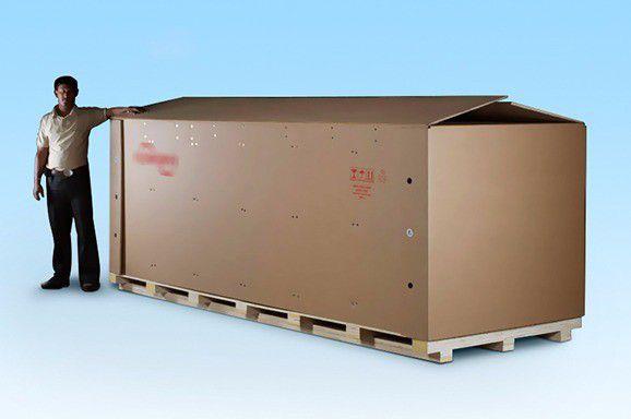 Corrugated Heavy Duty HSC Box