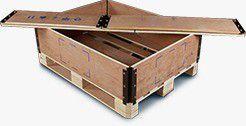 Plywood Euro Box