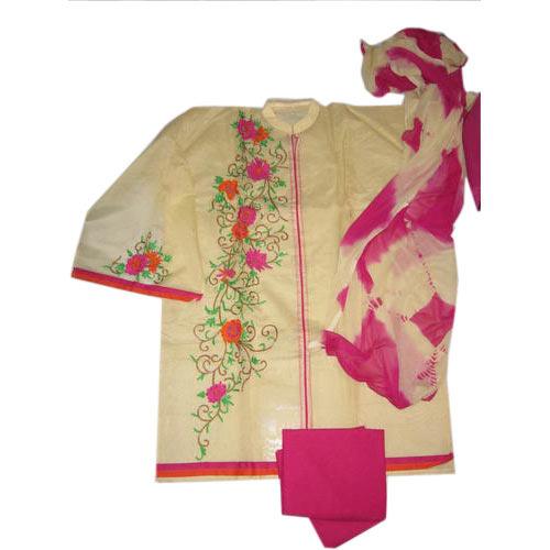 Chanderi Jacquard Fabric