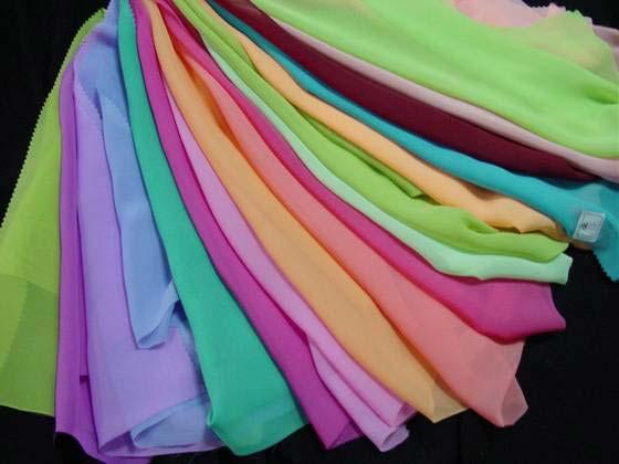 Cotton Chiffon Fabric