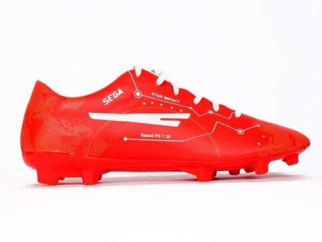 Sega Mark Football Shoes 05