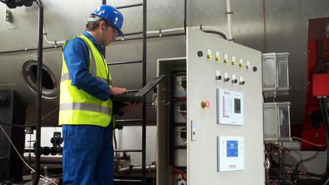 Boiler Operator Services