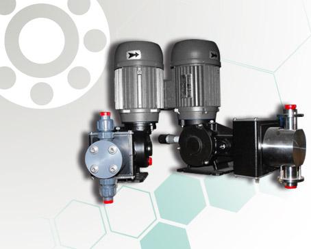 Electromechanic Dosing Pump