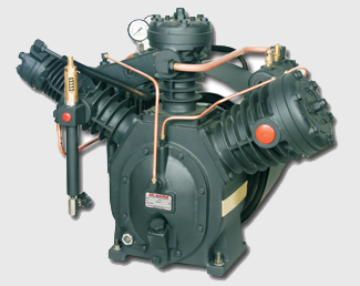 65T2 Block - Multi Stage High Pressure Compressor