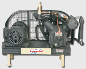 GC 281 - Multi Stage High Pressure Compressor