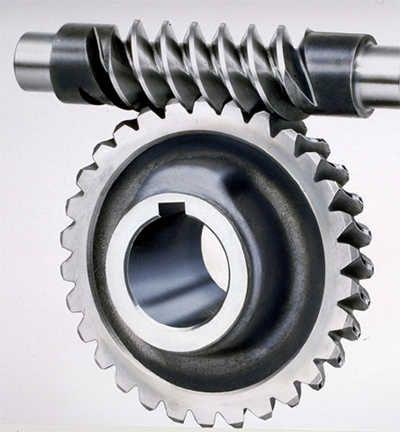 Worm Wheel Shaft