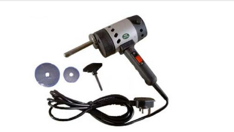 Electric Plaster Cutting Saw with Two Blade