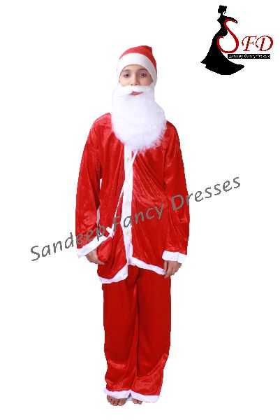 Santa Claus Fancy Dress 01