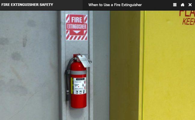 Fire Extinguisher Installation Services