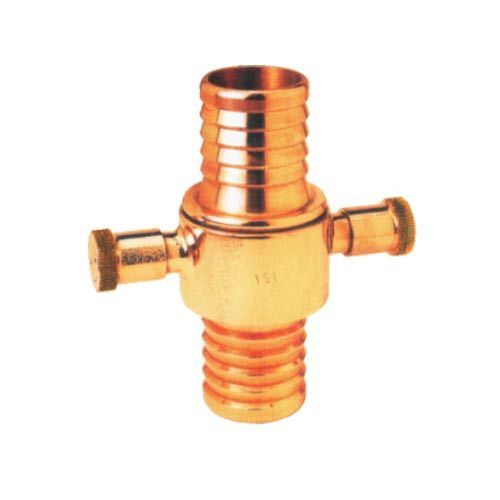 Round Threaded Suction Coupling