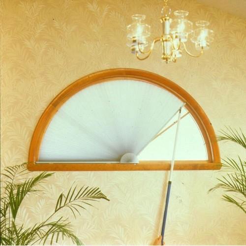 Designer Semi Arch Window