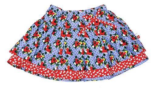 Girls Shorts 01