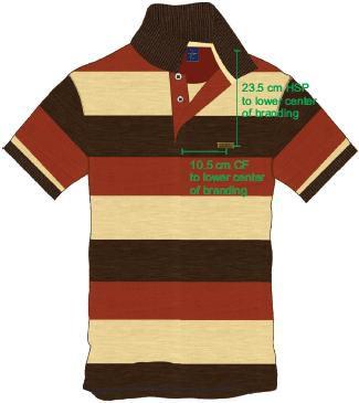 Mens Polo T-Shirt 01
