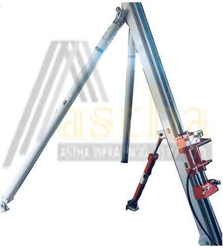 Kuwait Retractable Jacking System