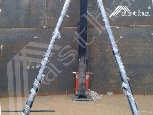Netherland Hydraulic Tank Lift Jacking System