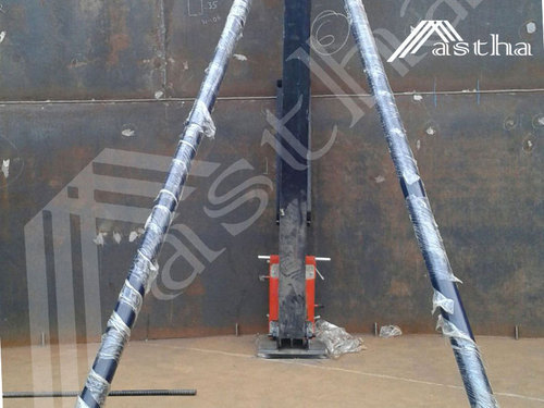 Hydraulic Tank Jacking System for Bolted Steel Tank manufacturer and exporter in Peru