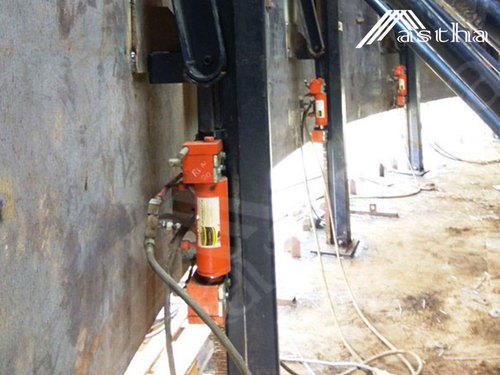 Romania Jacking System For Tank Lifting
