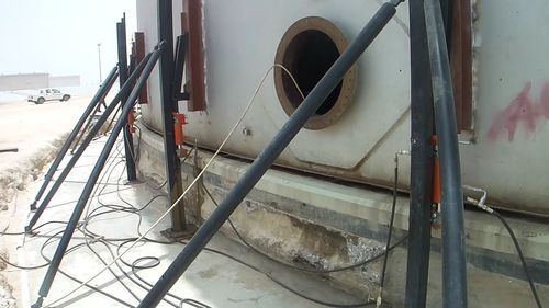 Tank Based Replacement Jacking System