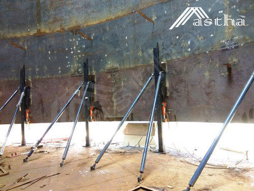 United State Hydraulic Jacking System with Hook