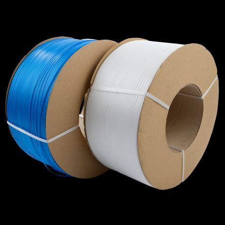 Semi - Automatic Box Strap Rolls 01