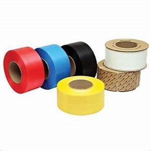 Semi - Automatic Box Strap Rolls 03