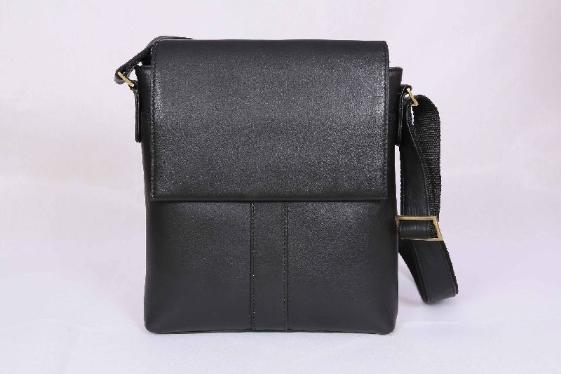 897d9eb4a9aa Men StylishLeather Sling Bag Manufacturer Supplier in Kolkata India