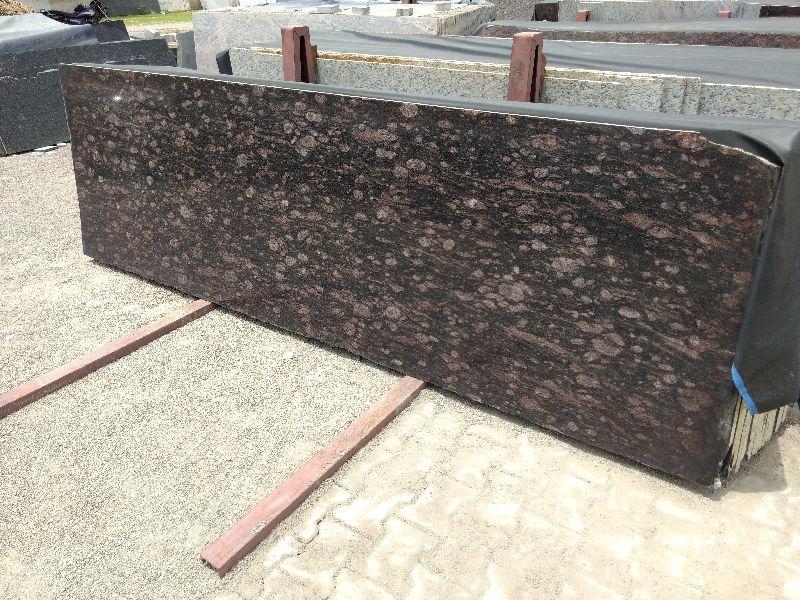 Brazil Brown Granite Slabs 02