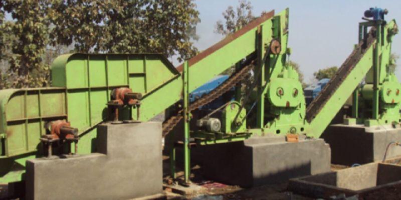 Sugarcane Crusher Plant