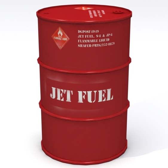 Jet Engine Fuel