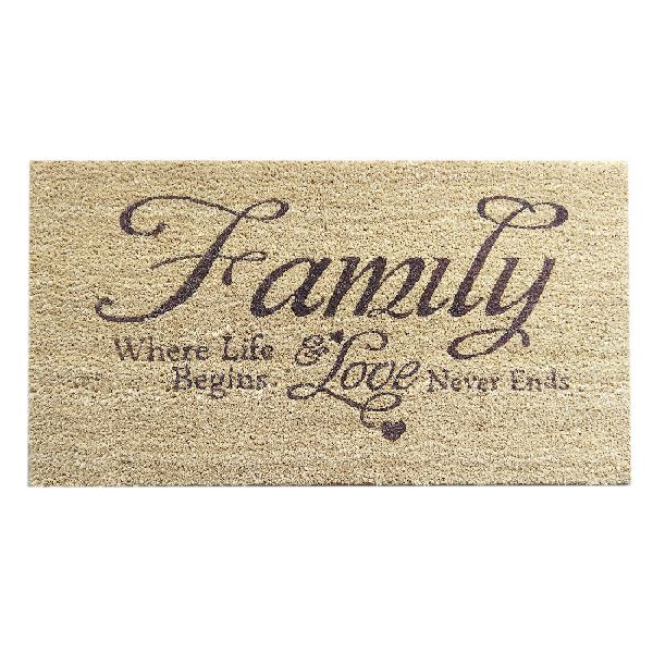 Coir Family Door Mats